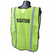 Full Source FSPRE Pre-Printed VISITOR Safety Vest