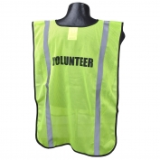 Full Source FSPRE Pre-Printed VOLUNTEER Safety Vest