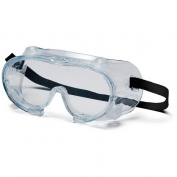 Pyramex Chemical Goggles - Clear Body - Clear Lens