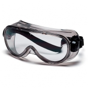 Pyramex Top Shelf Chemical Goggles - Gray Body - Clear Lens