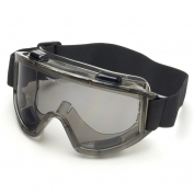 Elvex Visionaire Safety Goggles - Anti-Fog - Light Gray Lens