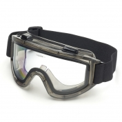 Elvex Visionaire Safety Goggles - Anti-Fog - Dual lens