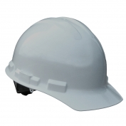 Radians GHP6 Granite Hard Hat - 6-Point Pinlock Suspension - Gray