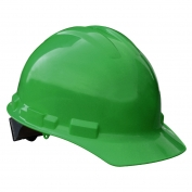 Radians GHP6 Granite Hard Hat - 6-Point Pinlock Suspension - Green