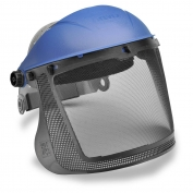 Elvex HG-70 Ultimate Headgear System with Steel Mesh Screen