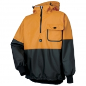 Helly Hansen 70206 Roan Waterproof Jacket - Ochre/Charcoal
