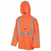Helly Hansen 70219 Cornerbrook Flame Retardant  Jacket - Orange