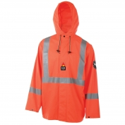 Helly Hansen 70256 Alberta Stretch Jacket - Hi-Vis Orange