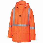 Helly Hansen 70257 Wabush Jacket - Hi-Vis Orange