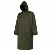 Helly Hansen 70306 Woodland Rainwear Jacket - Army Green