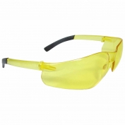 Radians Hunter Small Shooting Glasses - Amber Frame - Amber Lens
