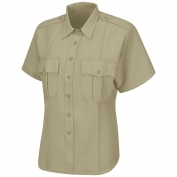 Horace Small HS1248 Sentry Short Sleeve Shirt - Silver Tan