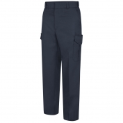 Horace Small HS2381 Men\'s Sentry Plus Cargo Trousers - Zipper Closure - Dark Navy