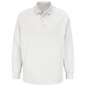 Horace Small HS5130 New Dimension Long Sleeve Polo - White