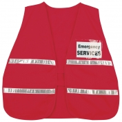 River City ICV204 Non ANSI Incident Command Vest - Red