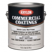 Krylon Commercial Coatings Interior Latex Wall Primer - 1 Gallon Containers