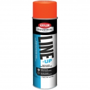 Krylon K08314007 Line-Up Athletic Field Striping Paint - Athletic Fluorescent Orange