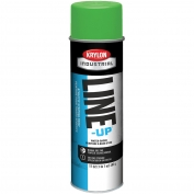 Krylon K08315007 Line-Up Athletic Field Striping Paint - Athletic Fluorescent Green