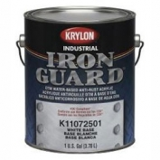 Krylon K11008255 Iron Guard Water-Based Acrylic Enamel - Gray Primer