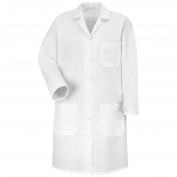Red Kap KP15 Women's Snap Front Lab Coat