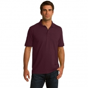 Port & Company KP55T Tall 5.5-Ounce Jersey Knit Polo - Athletic Maroon