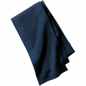 Port & Company KS01 Knitted Scarf - Navy