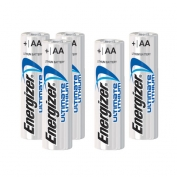 Energizer AA Lithium Batteries Pack of 24 Batteries