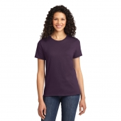 Port & Company LPC61 Ladies Essential T-Shirt - Eggplant