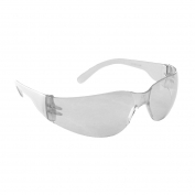 Radians Micro Shooting Glasses - Clear Frame - Clear Lens