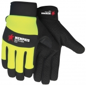 Memphis 926 Multi-Task Gloves - Synthetic Leather Palm - Thermosock Lined - Silicone Dotted