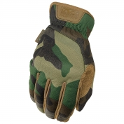 Mechanix FFTAB MultiCam Fastfit Gloves - Woodland Camo