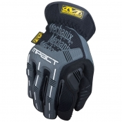 Mechanix MPC-58 M-Pact Open Cuff Gloves - Gray