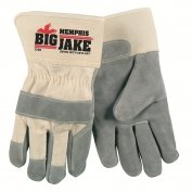 Memphis 1700 Big Jake Leather Palm Gloves - 2.75