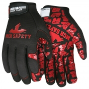 Memphis FT2901 FlexTuff Multi-Task Gloves - Synthetic Leather Palm - Tire Tread Grip