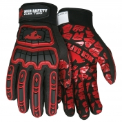Memphis FT2905 FlexTuff Multi-Task Gloves - Tire Tread Grip - TPR Padded Back