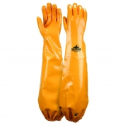 Memphis MG9796 Predaflex Nitrile Coated Gloves - Shoulder Length - Sandy Finish