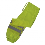 ML Kishigo 3108 Ultra-Cool Economy Mesh Safety Pants - Yellow/Lime