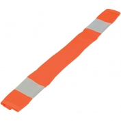 ML Kishigo 3900 Dual Stripe Seat Belt Cover - Orange
