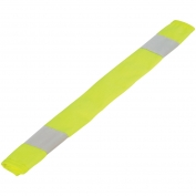 ML Kishigo 3901 Dual Stripe Seat Belt Cover - Yellow/Lime