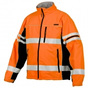 ML Kishigo JS138 Soft Shell Jacket - Orange
