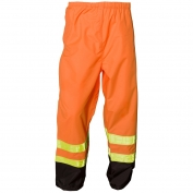 ML Kishigo RWP101 Storm Stopper Pro Rain Pants - Orange