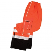 ML Kishigo RWP107 Brilliant Series Rain Pants - Orange