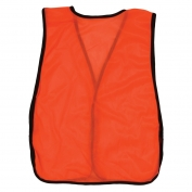ML Kishigo T T-Series Mesh Safety Vest - Orange
