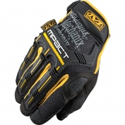 Mechanix MPT-51 M-Pact Gloves - Black/Yellow