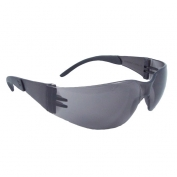 Radians Mirage RT Safety Glasses - Smoke Temple Tips - Smoke Lens