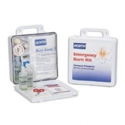 North Safety General Purpose Burn Kit