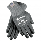 Memphis N9676G Ninja Max Gloves - 10 Gauge Dyneema/Synthetic Shell - Bi-Polymer Coat Palm