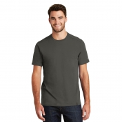 New Era NEA100 Heritage Blend Crew Tee - Graphite