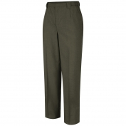 Horace Small NP2105 Women\'s Poly-Wool Tropical Dress Trousers - Earth Green