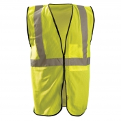 OccuNomix ECO-GC Type R Class 2 Value Mesh Safety Vest - Yellow/Lime